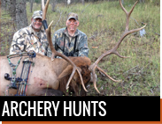Archery Hunts Montana