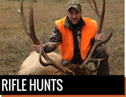 Rifle Hunts Montana