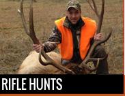 Rifle Hunts Montana